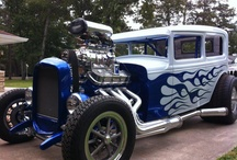 Hot cars and motors!