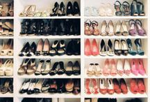 Tidy shoes