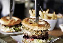restaurant minder maar beter / als we een hamburger of patat maken moet het super zijn!
