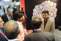 Pakistan Telecommunication Authority (PTA) Chairman Dr. Ismail Shah Visiting Boundless Technologies / Pakistan Telecommunication Authority (PTA) Chairman Dr. Ismail Shah Visiting Boundless Technologies Pvt Ltd Stall at ITCN 2014