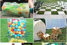 vonkajšie aktivity a záhrada pre deti