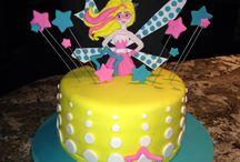super power barbie party