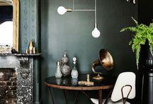 Ristrutturazione/inspiring colors&materials