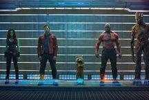 Storyboard : To Infinity And Beyond / Based on a crossover universe of Marvel's Guardians of the Galaxy and Star Trek