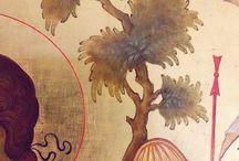 Puut ikoneissa