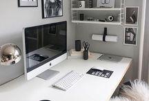 Haus – Arbeitszimmer