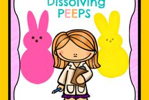 Easter Science and STEM