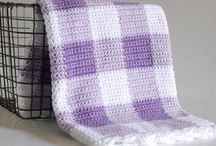 Crochet Patterns - Blankets