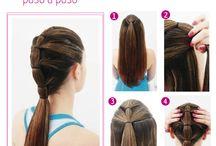 penteados de cabelos
