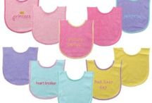 Clothing & Accessories - Bibs & Burp Cloths
