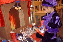 Thema Sinterklaas / Themaboek: De vrinden van Sinterklaas; Prinses Arabella wil de Sint