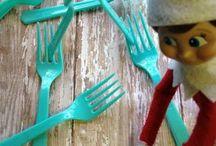 Elf on shelf ideas / by Donna Broughton