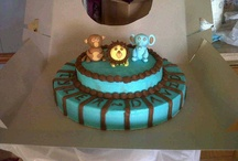 Baby Shower Cakes / by Holli Kinroth