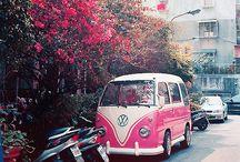 *Volkswagen bus*
