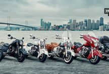 Indian Motorcycles 2016 / The Indian Motorcycles 2016 Model Range