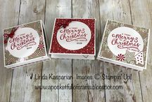 My Stampin' Up! Projects