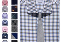 Dress Shirts for Men: Tips & Advice / Tips, advice, insight, and more on dress shirts for men. Learn how to pick dress shirts, how they should fit, what different styles they are, what to wear them with, etc.