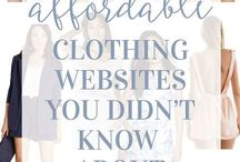 sites for clothing