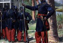 ACW Uniforms & Weapons