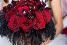 Wedding ideas / A halloween wedding needs a little goth .