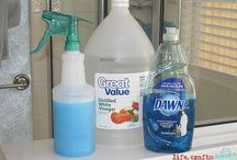 DIY Home Cleaning Products ETC / by Nancy