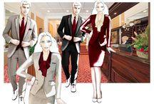 Design / Návrhy a konstrukce originálních oděvů a uniforem. Design Uniforms.