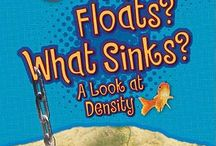 Science - Gr. 2.B - Buoyancy and boats / Overview from Alberta Education: Students explore what sinks and what floats, and what makes an effective watercraft. Through building and testing a variety of floating objects, students learn the importance of selecting appropriate materials and..in shaping, positioning, fitting and waterproofing their constructions...students learn about balance, stability and about different methods...propelling a watercraft...density is informally developed..