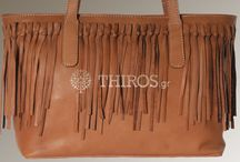 Boho leather bags / by Thiros S.A. | Online Shop