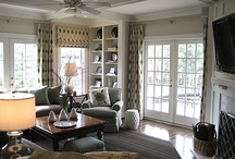 Pretty Family Rooms