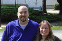 Stephen & Andrea / We are Stephen & Andrea. We are looking to adopt!
