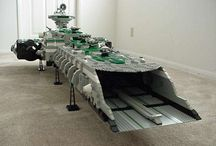 Lego Loves / Cool Lego creations our family envies! / by Krista Errington