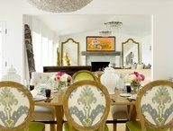 Dining Room / by Caitlin Cantor