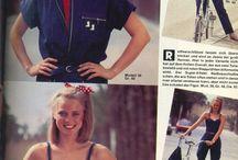 1980ファッション