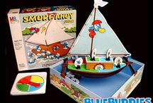 My favorite toys and books from childhood