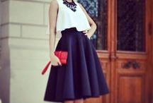 faldas & vestidos