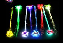 LED Hair Accessories / LED4Fun® | LED Products & LED Party Supplies Shop for awesome LED products online! LED party supplies, LED accessories, LED toys, LED ice cubes... All in LED4Fun! Let's enjoy the light! www.iLED4Fun.com