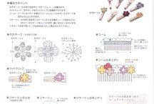 【編み図】アクセサリー
