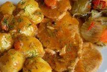jedzenie / placki ziemniaczane z serem Gouda