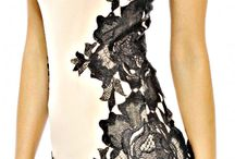 Outfit - Lace Brocade