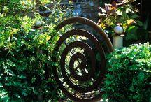 gates / by Linda Deyton