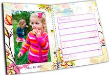Personalize Day Planner Designs / Make your own day planner with your favorite photos. Add custom date reminders for special events and occasions. Daily planners come in two sizes and can be filled with 12, 27 or 54 pictures. Planners are spiral bound. Share your daily planner with friends and family with our send-to-friend feature.
