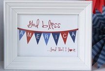 Fourth of July Ideas / by Elisabeth Magee