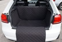 We LOVE Boot Liners {Made in Britain} / Protect the appearance and value of your Car with Premier Custom Boot Liners. The essential product for any dog owner, golfer, gardener, fisherman, horse owner or tradesman, our waterproof boot liners are extra tough.  Manufactured in the UK using the highest quality PVC coated fabric, ensuring maximum protection all round. The attractive, textured surface is impervious to dust, grit and dog hairs and also resistant to grease and oil.