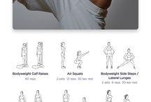 gym workout | intermediate