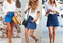 Saia + Shorts