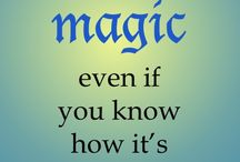 Quotes about Magic