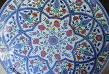 Seramik Çini Ceramic
