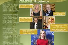 Decorator Resources SDSA / Representing Business Members of the Set Decorators Society of America. Decorators and design decision makers in the Motion Picture, Television, and Commercial Industry. Whether your business seeks to sell or rent products to the entertainment design world or to get your retail product and/or service placed in an appropriate production, the SDSA gives you the market place to meet with those professionals who make design decisions.