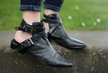 Shoes as I like 'em / by Manvi Gandotra