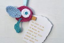 Haak applicaties/ crochet applications